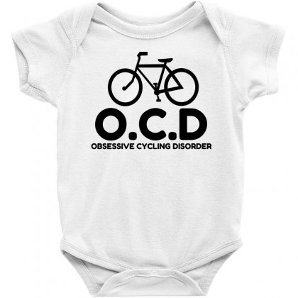 Obsessive Cycling Disorder Baby Bodysuit Designed By Perfect Designers