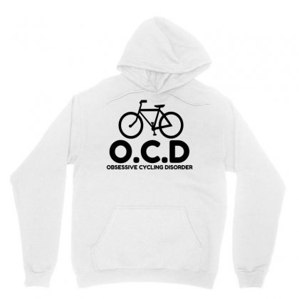Obsessive Cycling Disorder Unisex Hoodie Designed By Perfect Designers