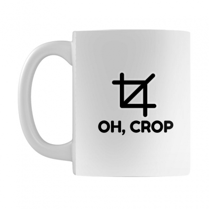 Oh Crop Mug Designed By Perfect Designers