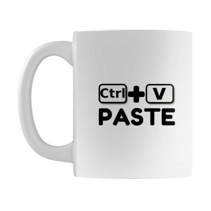 Paste Twins Mug Designed By Perfect Designers