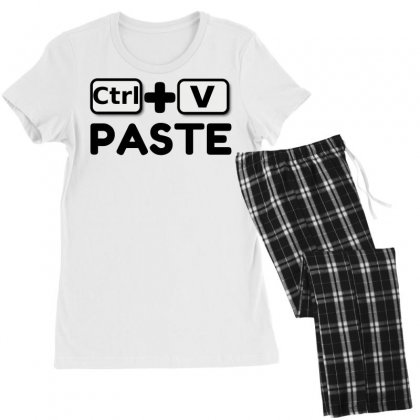 Paste Twins Women's Pajamas Set Designed By Perfect Designers