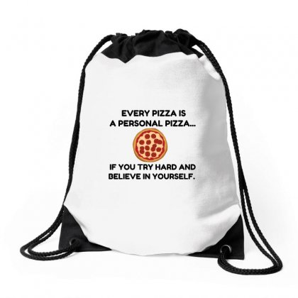 Personal Pizza Drawstring Bags Designed By Perfect Designers