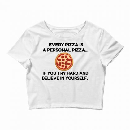 Personal Pizza Crop Top Designed By Perfect Designers
