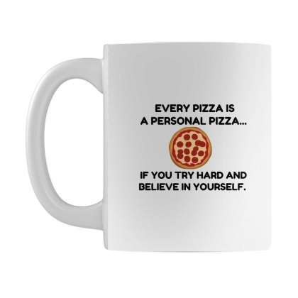 Personal Pizza Mug Designed By Perfect Designers