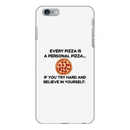 Personal Pizza Iphone 6 Plus/6s Plus Case Designed By Perfect Designers