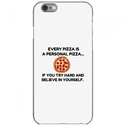Personal Pizza Iphone 6/6s Case Designed By Perfect Designers