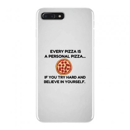 Personal Pizza Iphone 7 Plus Case Designed By Perfect Designers