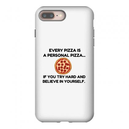 Personal Pizza Iphone 8 Plus Case Designed By Perfect Designers