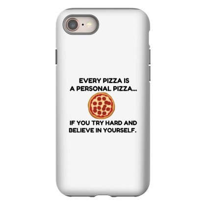 Personal Pizza Iphone 8 Case Designed By Perfect Designers