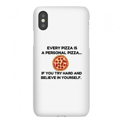 Personal Pizza Iphonex Case Designed By Perfect Designers