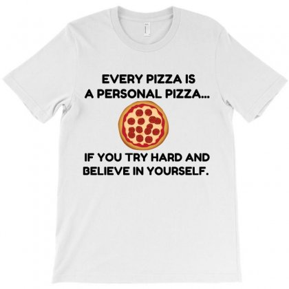 Personal Pizza T-shirt Designed By Perfect Designers