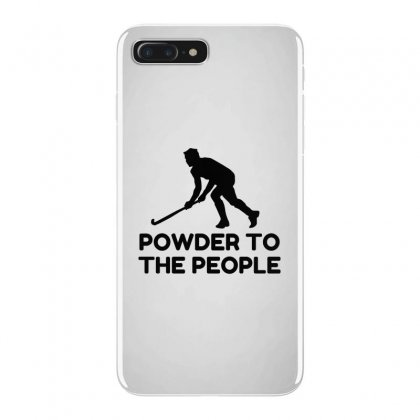 Powder Snow To The People Ski Iphone 7 Plus Case Designed By Perfect Designers