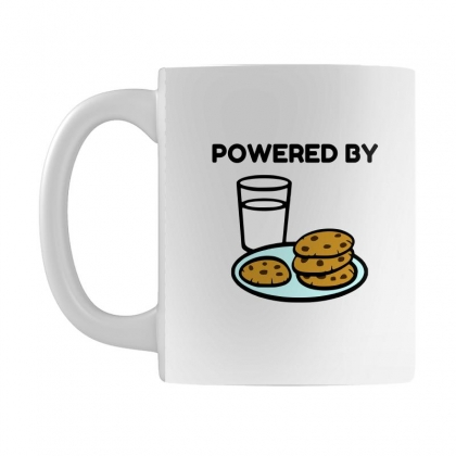 Powered By Cookies Mug Designed By Perfect Designers
