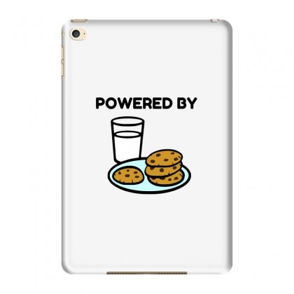 Powered By Cookies Ipad Mini 4 Case Designed By Perfect Designers