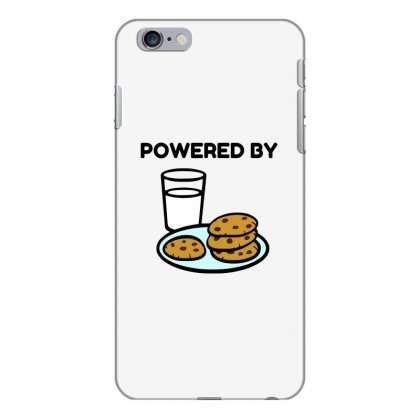 Powered By Cookies Iphone 6 Plus/6s Plus Case Designed By Perfect Designers