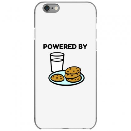 Powered By Cookies Iphone 6/6s Case Designed By Perfect Designers