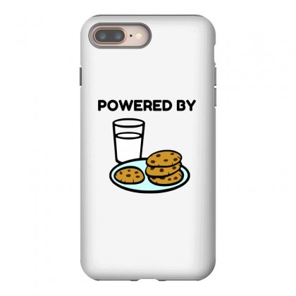 Powered By Cookies Iphone 8 Plus Case Designed By Perfect Designers