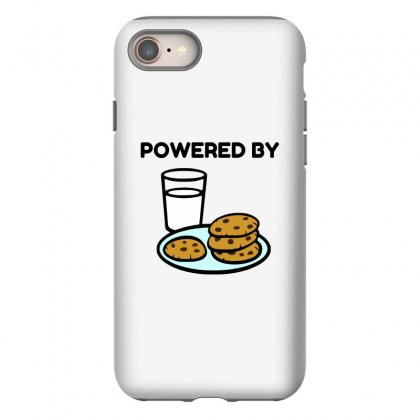 Powered By Cookies Iphone 8 Case Designed By Perfect Designers