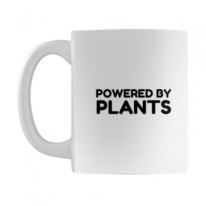 Powered By Plants Mug Designed By Perfect Designers