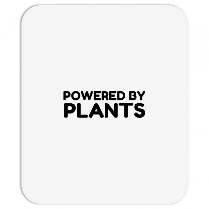 Powered By Plants Mousepad Designed By Perfect Designers