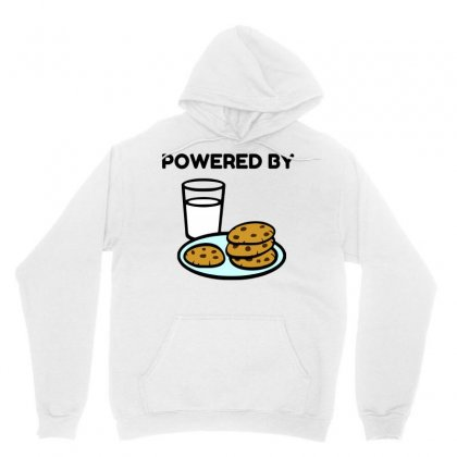 Powered By Cookies Unisex Hoodie Designed By Perfect Designers
