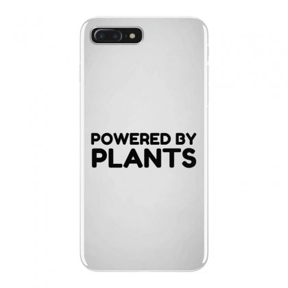 Powered By Plants Iphone 7 Plus Case Designed By Perfect Designers
