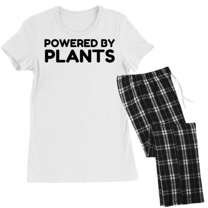 Powered By Plants Women's Pajamas Set Designed By Perfect Designers