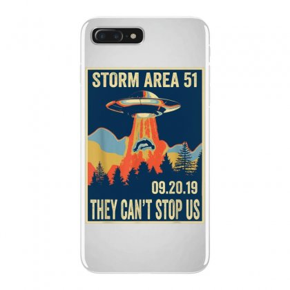 Storm Area 51 Shirt Alien Ufo They Can't Stop Us Iphone 7 Plus Case Designed By Tran Ngoc