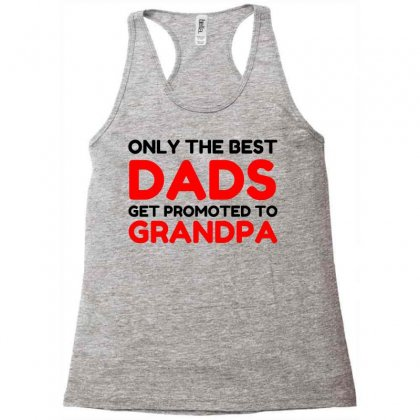 Promoted Grandpa Racerback Tank Designed By Perfect Designers