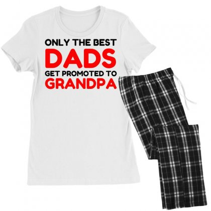 Promoted Grandpa Women's Pajamas Set Designed By Perfect Designers