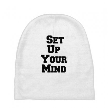 Set Up Your Mind Baby Beanies Designed By Perfect Designers