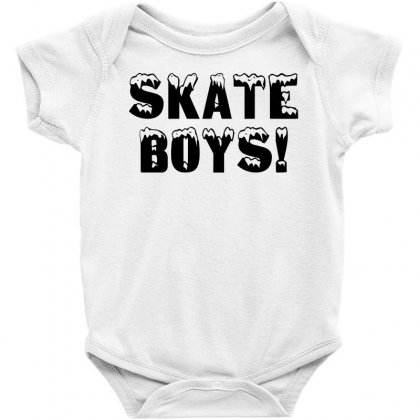 Skate Boys Baby Bodysuit Designed By Perfect Designers