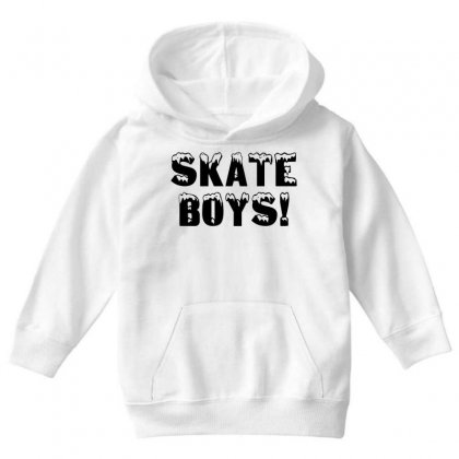 Skate Boys Youth Hoodie Designed By Perfect Designers