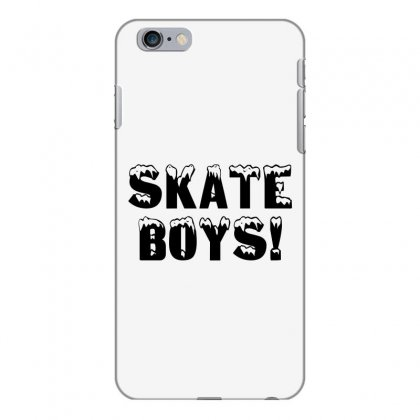 Skate Boys Iphone 6 Plus/6s Plus Case Designed By Perfect Designers