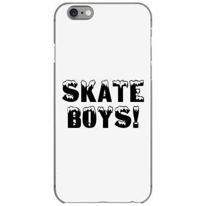 Skate Boys Iphone 6/6s Case Designed By Perfect Designers