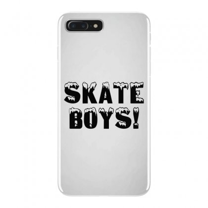 Skate Boys Iphone 7 Plus Case Designed By Perfect Designers