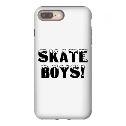 Skate Boys Iphone 8 Plus Case Designed By Perfect Designers