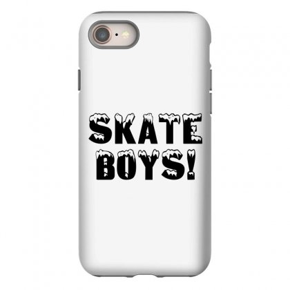 Skate Boys Iphone 8 Case Designed By Perfect Designers