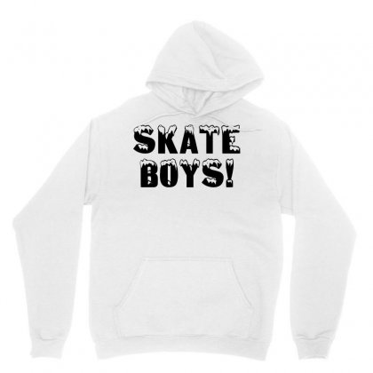 Skate Boys Unisex Hoodie Designed By Perfect Designers