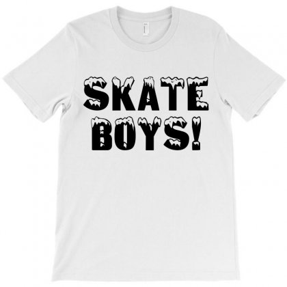 Skate Boys T-shirt Designed By Perfect Designers