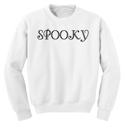 Spooky Youth Sweatshirt Designed By Perfect Designers