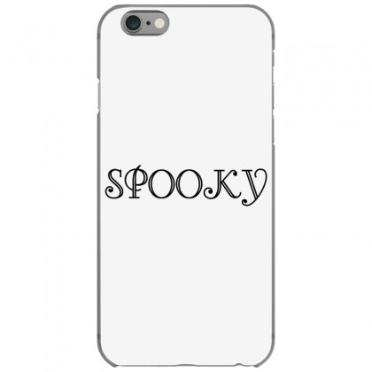 Spooky Iphone 6/6s Case Designed By Perfect Designers