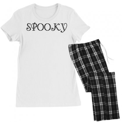 Spooky Women's Pajamas Set Designed By Perfect Designers