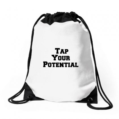 Tap Your Potential Drawstring Bags Designed By Perfect Designers