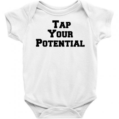 Tap Your Potential Baby Bodysuit Designed By Perfect Designers