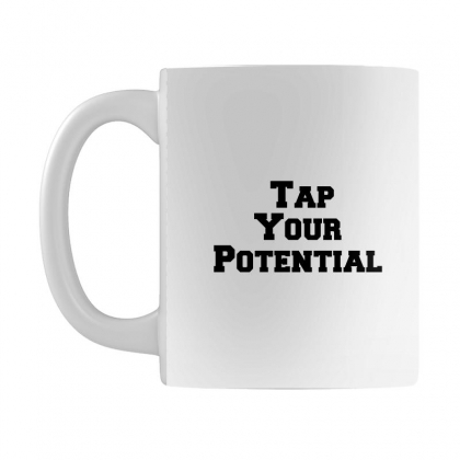 Tap Your Potential Mug Designed By Perfect Designers