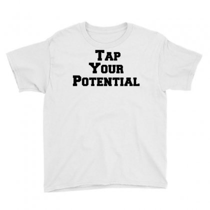 Tap Your Potential Youth Tee Designed By Perfect Designers