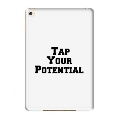 Tap Your Potential Ipad Mini 4 Case Designed By Perfect Designers
