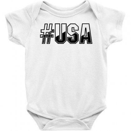 Usa Baby Bodysuit Designed By Perfect Designers