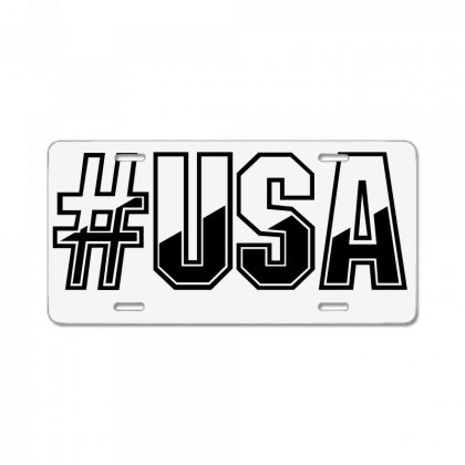 Usa License Plate Designed By Perfect Designers